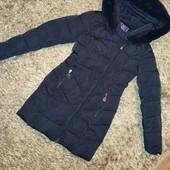 ооочень класная теплая курточка как новая
