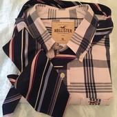 Рубашка Hollister XL