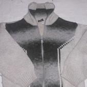 Теплый классный свитер на 5-6 лет смотрите замеры