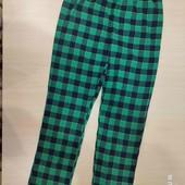 Primark фланелевые домашние штаны 170-176 см