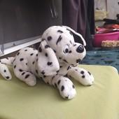 Мягкая игрушка Далматинець/35 см.+15 см.хвост