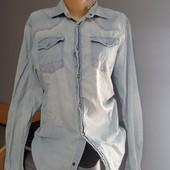 """Рубашка """"джинсовая"""""""