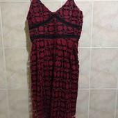очень красивое кружевное платье boohoo миди