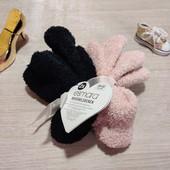 Германия!!! Лот из 2 плюшевых женских махровых носков! 39-42 размер!