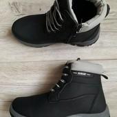 Мужские ботинки, еврозима