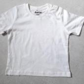 Хлопковая футболка для мальчика lupilu! Германия! 86-92р
