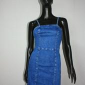 Качество! Стильное джинсовое платье от модного бренда Denim Co, в новом состоянии