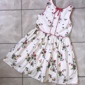 Стоп !❤ Какая красота!фирменное платье в отличном состоянии,9/10 лет❤ Много лотов!
