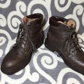 !!! Шикарные, демисезоные ботинки Weinbrrnner. p. 38.