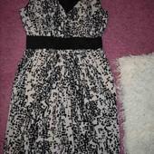 платье H&m миди