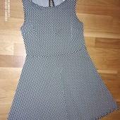 Платье в горошек New look p.10
