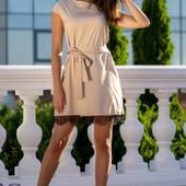 Элегантное летнее платье Шерри, 40-42, 42-44, 46-48