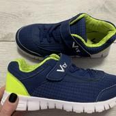 Отличные легкие кроссовки Vty 33 размер стелька 21,5 см