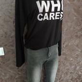 Фирменный стильный лот кофта + джинсы