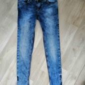 Фирменные джинсы с молниямы/Digital/M(27)!!!