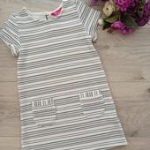 Платье для девочки 4-5лет. Y.d. Хорошее состояние.