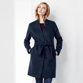 Элегантное пальто деми (51% шерсть) от Tchibo(Германия), размер евро 44 (наш 50)