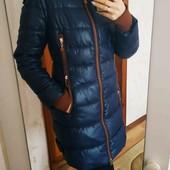 Красивая теплая куртка