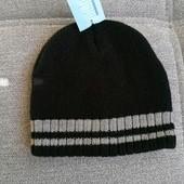 Блиц-цена! Фирменная шапка Pepco из Польши! На объем головы 54 см на 4-8 лет!!