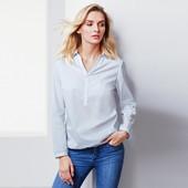 Новая! Классическая нежная блуза от Tchibo(Германия), р. 52-54 (46 евро)