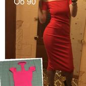 #199 Соблазнительное платье футляр с чокером!