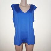 Спортивная футболка без рукавов майка волокно topcool® р.хл