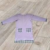 Платье для девочки, см. замеры