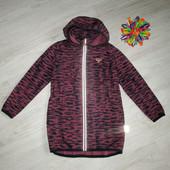 Куртка-ветровка Hummel на девочку, 104-125 см. В идеале
