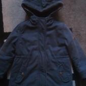 Очень теплая курточка для мальчика!