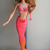 Кукла Барби русалка из серии Жемчужная принцесса Mattel!!!!
