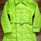 Куртка ( весна- осінь)на 9-10 рочків