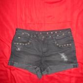 Clockhouse джинсовые шорты.размер 36.в отличном состоянии.Оригинал!