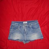 Even&odd джинсовые стрейчевые шорты.размер L.в отличном состоянии.хорошо тянутся.