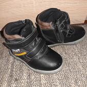 Весенние ботиночки мальчику