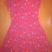 M&S платье на 5-6лет, на рост 116