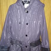 Курточка весна-осень в хорошем состояниисм замеры