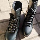 Зимние женские ботиночки.