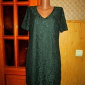 Качество! Шикарное кружевное платье от Dorothy Perkins