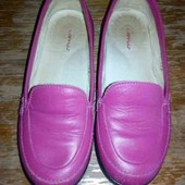 Туфли для девочки натуральная кожа