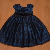 Нарядное платье Jona Michelle состояние отличное
