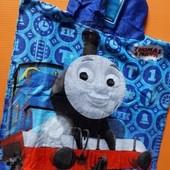 Полотенце с капюшоном пончо Томас