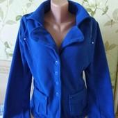 Флисовый женский пиджак(кофта)!