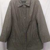 Демисезонная курточка большого размера