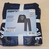 Гарна піжамка на хлопчика, в упаковці, розмір 134 140, бренд pepperts Геpманія