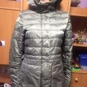 Куртка. холодная весна, 80% пух+20%перо, размер S. River woods. cост. хорошее