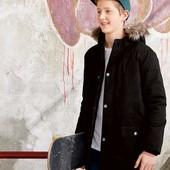 Отличная водоотталкивающая куртка парка Pepperts Германия размер 152