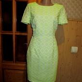 Качество! Стильное фактурное платье от Atmosphere, новое состояние
