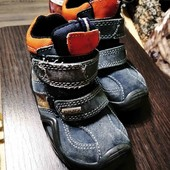 Ботинки на мальчика, стелька 12 см
