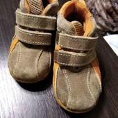 Ботинки демисезон, стелька 12 см