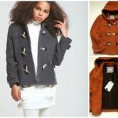 Пальто-куртка Италия To Be Too 24р, состояние нового. На 3 года